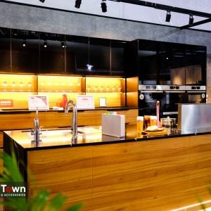 Tủ bếp KitchenTown dòng S-Class